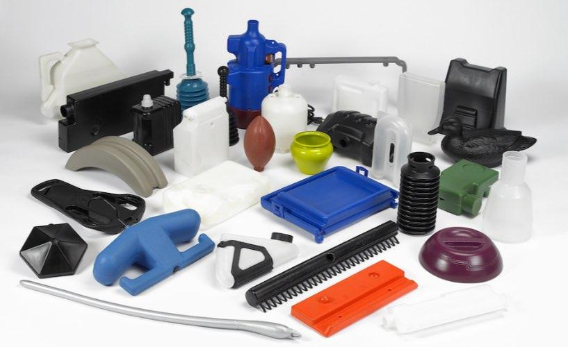 blow molded plastics